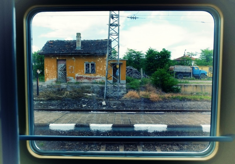 On The Way From Burgas To Aytos